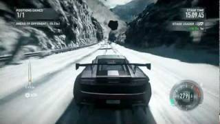 Need For Speed: The Run - The Rockies Avalanche - HD