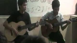 chú voi con ở bản đôn guitar(remix) - YouTube.flv