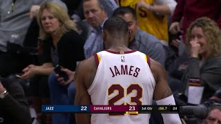 1st Quarter, One Box Video: Cleveland Cavaliers vs. Utah Jazz