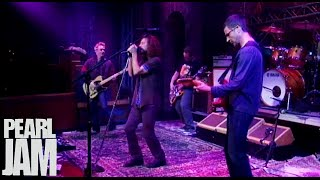 Marker In The Sand - Late Show With David Letterman - Pearl Jam