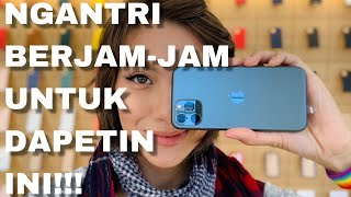 Gambar cover 🔥 ANTRI DI APPLE STORE AMERIKA 🔥 UNBOXING DAN FIRST LOOK iPhone 11 Pro MIDNIGHT GREEN INDONESIA