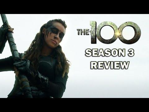 The 100 Season 3 Review
