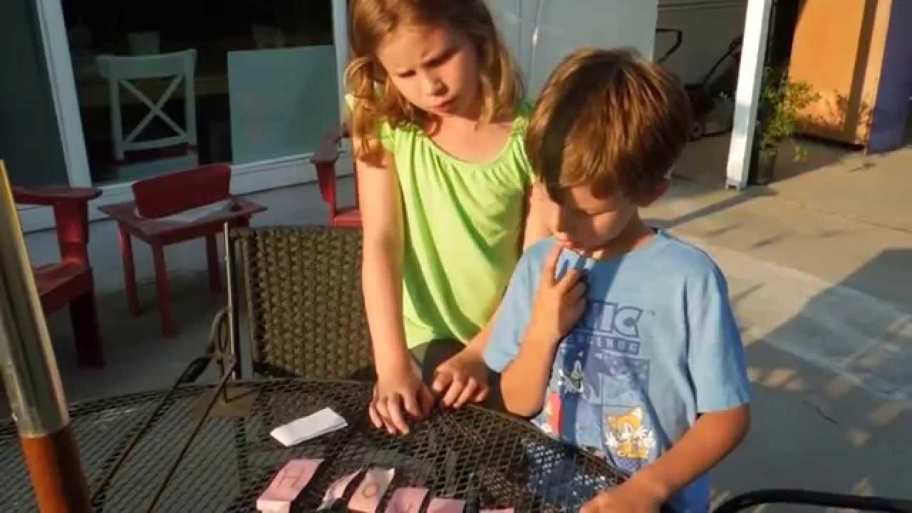 kids backyard treasure hunt 3 youtube