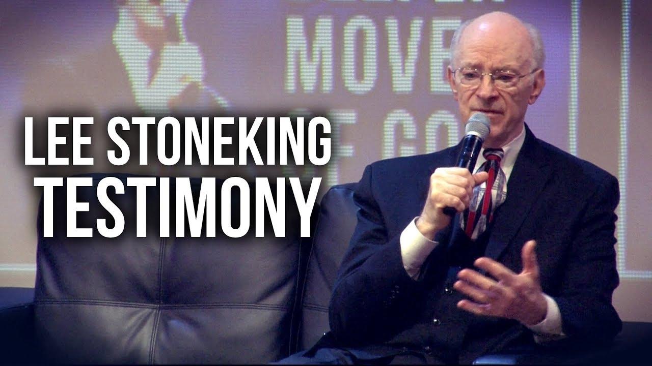 Lee Stoneking Testimony