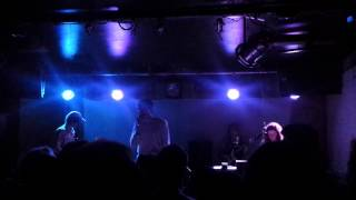 Meilyr Jones - How To Recognise A Work of Art at The Waiting Room 22/4/2015