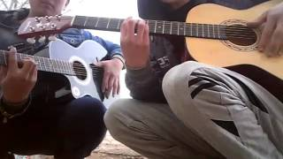гитаристы Нарына