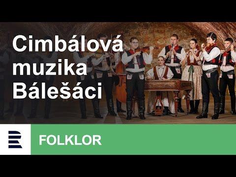 Na živú notečku: Cimbálová muzika Bálešáci