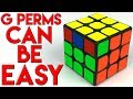 G Perms Aren't As Hard As You Think | G Perms Tutorial
