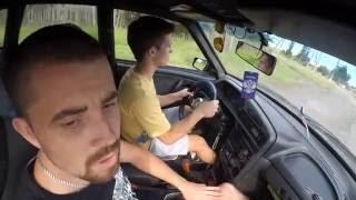 Учимся водить))