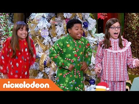 12 Days of Nickmas Song w/ SpongeBob, Henry Danger, TMNT & More | Nick