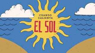 La Explosiva Banda de Maza - Cuando Calienta El Sol (Lyric Video)