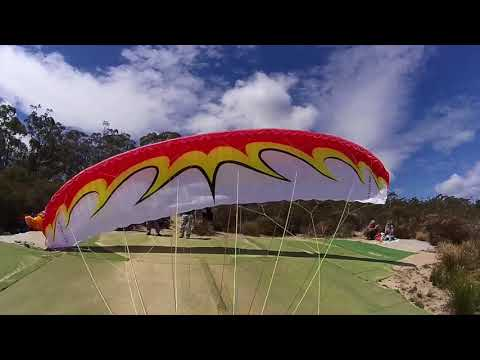 Paragliding in AUSTRALIA, ABU DHABI and AUSTRIA !