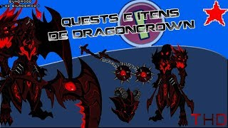 aqwguia das quests e drops de dragoncrown 2017