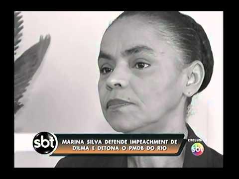 Entrevista exclusiva com Marina Silva