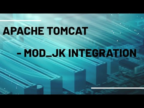 Tomcat Clustering & Integration with Apache mod_jk SESSION PART-1