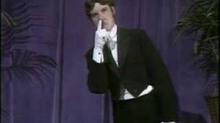 Monty Pyhtons - Man puts tape-recorder up his nose