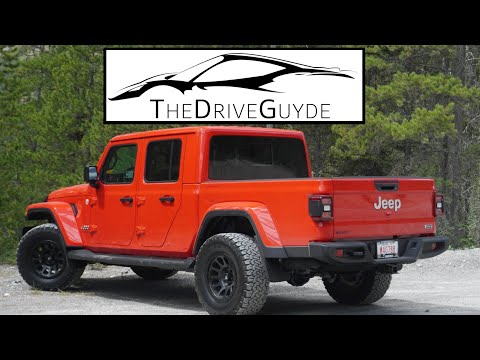 2020 Jeep Gladiator Overland Review: The Most Interesting Midsize Truck