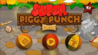 Super Piggy Punch Saga - iOS Game Teaser Trailer