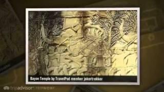 """Angkor Thom, Ta Prohm. Angkor Wat, Sugar Palm"" Jokertrekker"