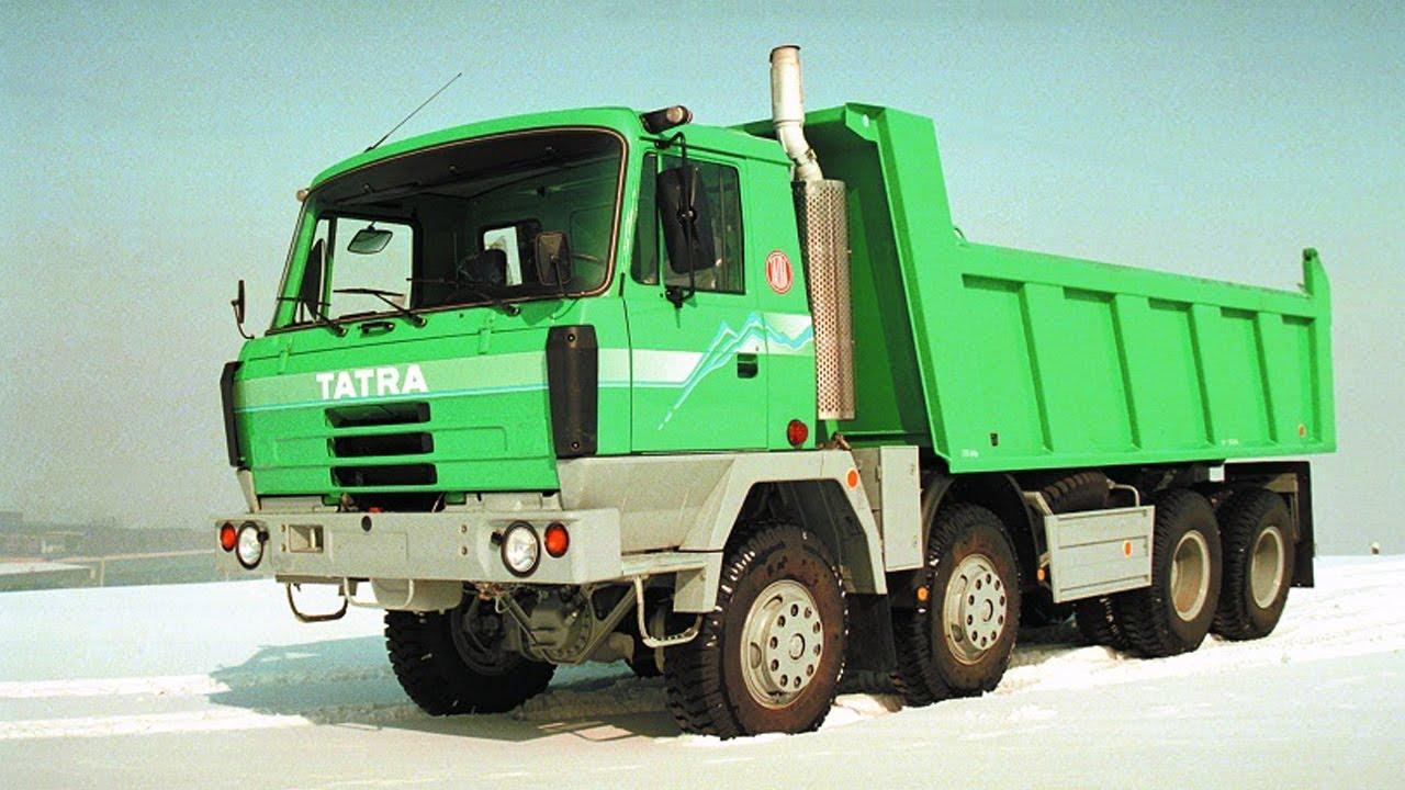 tatra 815-2 truck presentation part i   u0026quot official video u0026quot