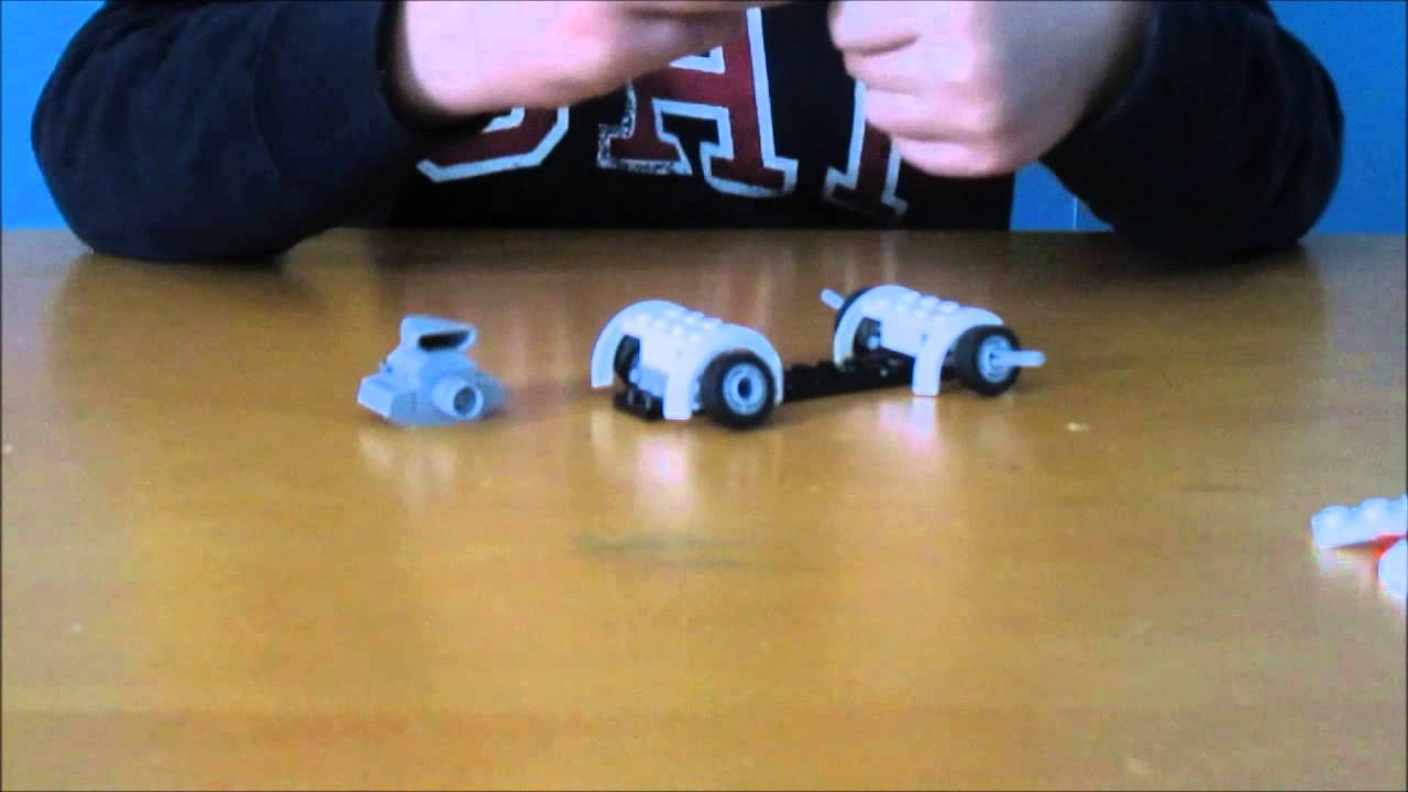 How To Make A Lego Car Frame With Stance Youtube