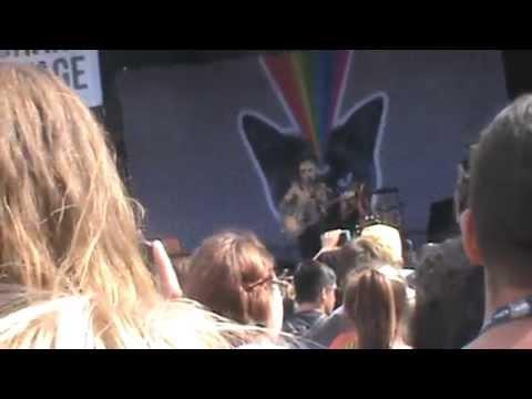 Never Shout Never Live @ Vans Warped Tour 2015 Mountain View Ca