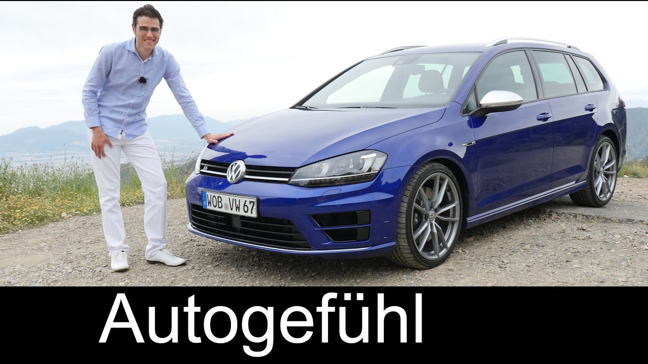 new golf r variant 2016 full review test driven dsg awd. Black Bedroom Furniture Sets. Home Design Ideas
