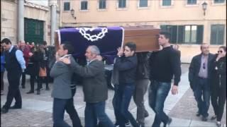 Funeral de los tres montañeros zamoranos fallecidos en Picos de Europa