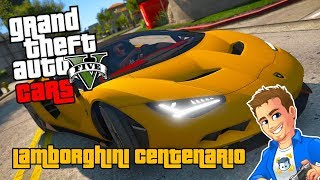 GTA 5 Cars - Lamborghini Centenario LP770-4 | GTA 5 Car Mods, GTA 5 Custom Car, GTA 5 Supercar