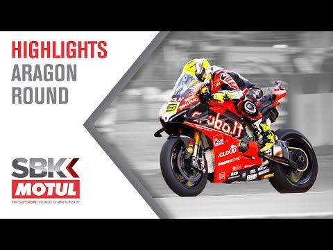 HIGHLIGHTS Tissot Superpole Race #AragonWorldSBK