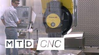 HUGE FIDIA GTF40 machine - TDT Machine Tools