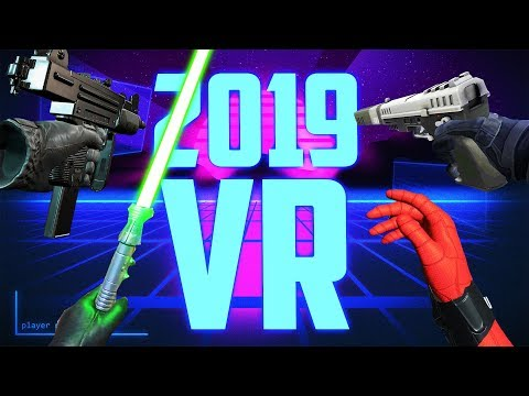 Best VR Gaming Moments of 2019!