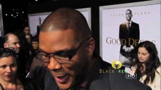 Tyler Perry's 'Good Deed's' Los Angeles Premiere