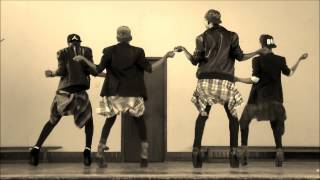 Fiesta Black Fihla- CHOREOGRAPHY