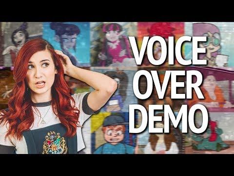 Anna Brisbin | Voice Over Demo (Animation)