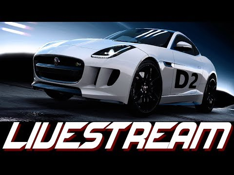Need For Speed No Limits - Day 2 Jaguar F-Type - Live Stream