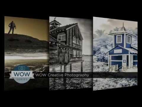 Jack Davis Introduces The Wow Creative Photography Series