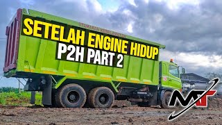 Download lagu P2H Setelah Engine Hidup & P2H Sesudah Beroperasi HINO 500 FM 260 JD Versi Marco Tumangken