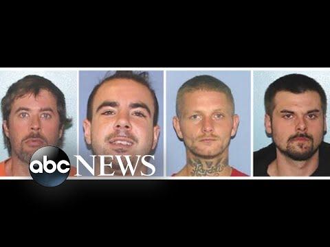 4 'extremely Dangerous' Inmates Escape Ohio Prison