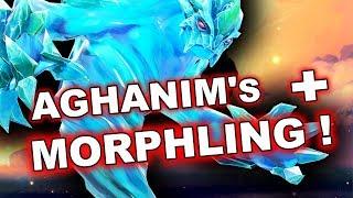 Dota 2 Tricks: Aghanim's Scepter + Morphling!