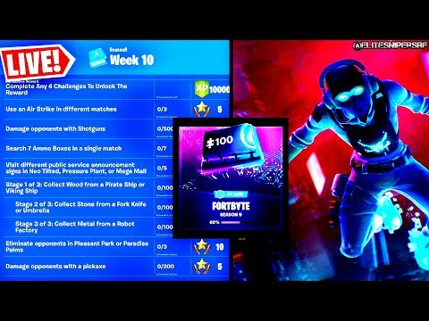 🔴-*new*-week-10-challenges,-3-fortbyte-unlocks-&-final-vendetta-style-(fortnite-live)