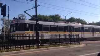 Expo Line Los Angeles Metro