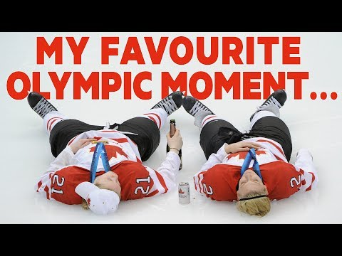 Star photographer Rick Madonik on his favourite photo from Olympics past