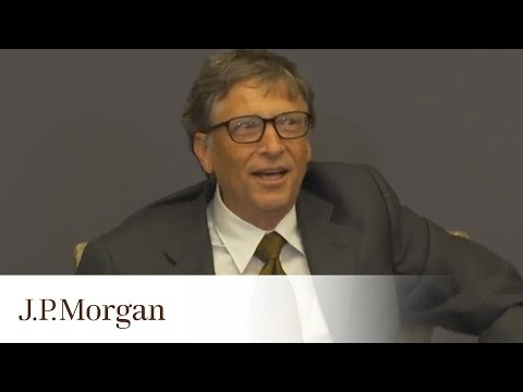 Bill Gates On Ghif Impact Investing