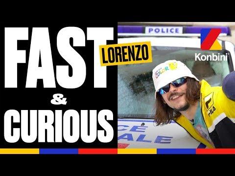 Fast & Curious - Lorenzo