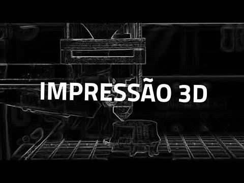 IMPRIMINDO UM HIPERCUBO 4D!