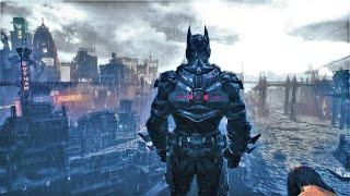 Batman Arkham Knight - Epic Takedowns | Perfect Combat Gameplay