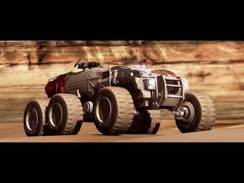 "Homeworld - Deserts of Kharak 03 ""Cape Wrath"" by Gaming Hoplite"