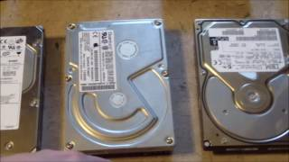 An Overview of SCSI and SCSI type drives.