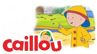 Caillou - Caillou the Road Builder  (S04E03) | Videos For Kids